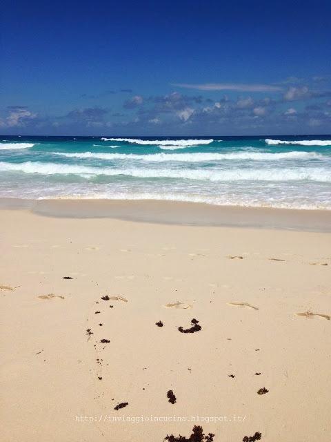 Seychelles mare mosso