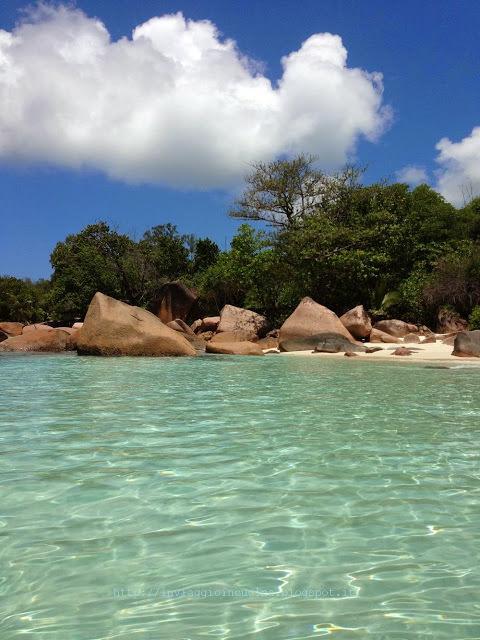 Spiaggia di Pralin