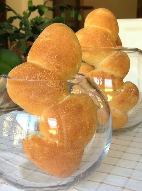 pane soffice di grano duro