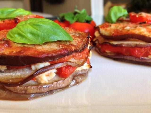 Parmigiana dietetica