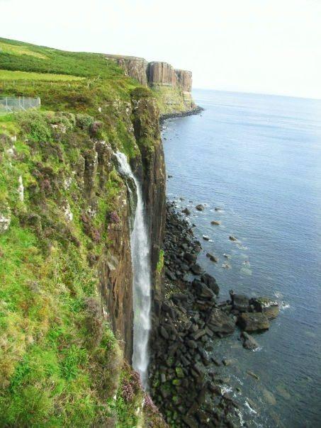 Scogliere all'isola di Skye