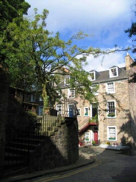 Strada di Edimburgo