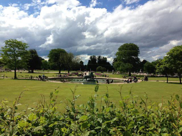 Parco di Parigi