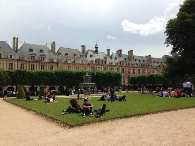 Giardino di Parigi