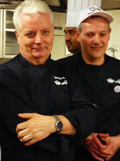 Iginio Massari a CAM-ON-EAT