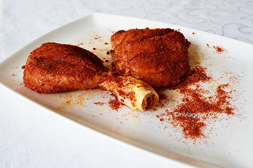 Pollo nella paprika