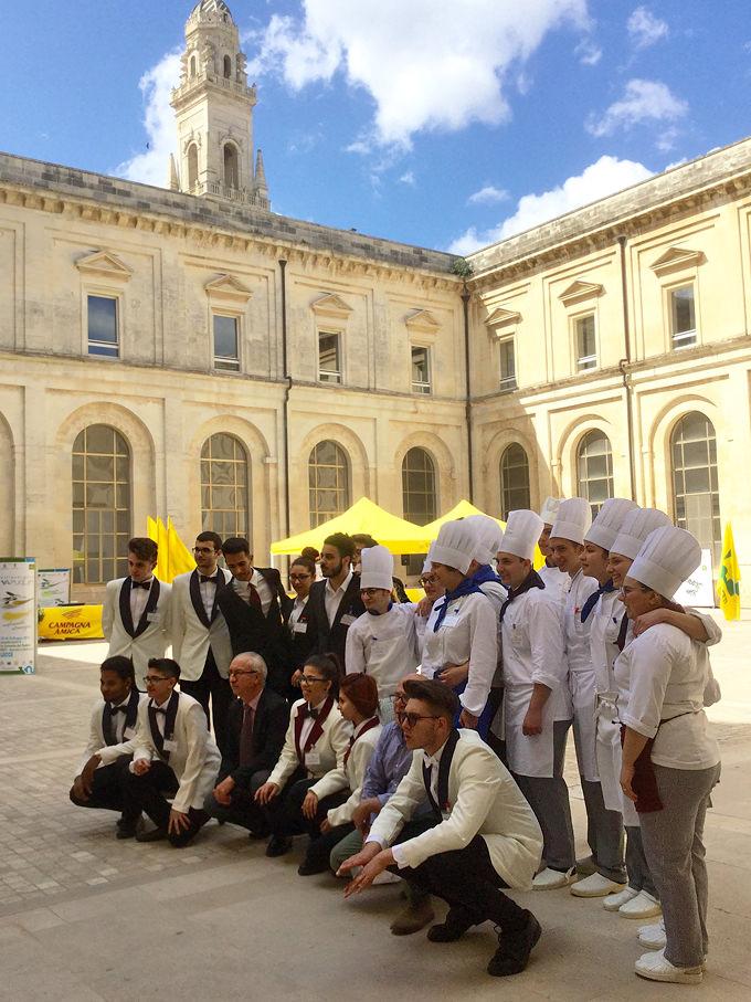 Extravergine in Puglia a Lecce
