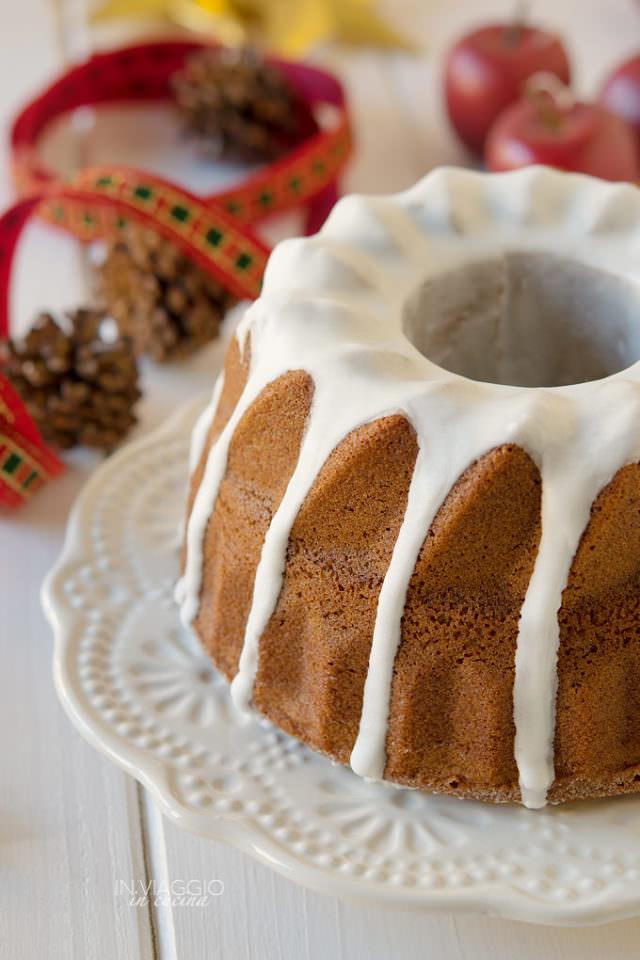 gluten free ginger bread bund cake