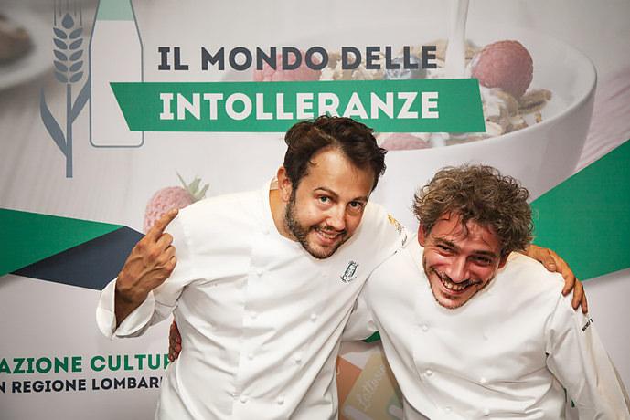 Chef della cena Il mondo delle intolleranze